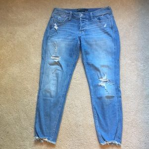 Hollister Ultra-Low Rise Jeans